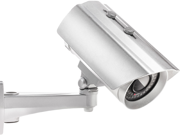 An image of a high-end CCTV Camera